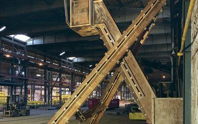 KAPKAR / KSV-800 | Urban Industry