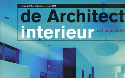 De Architect Interieur