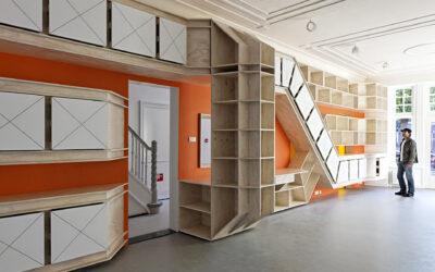 KAPKAR / REX-40 | Multifunctional Cabinet