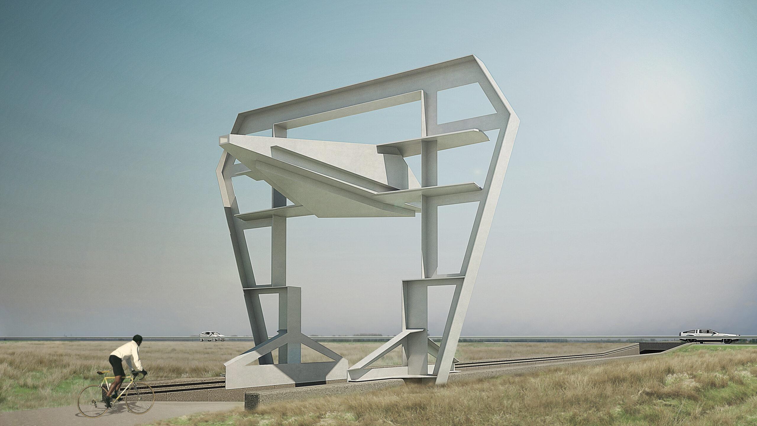 KAPKAR / A7-29 X FT | City Gate
