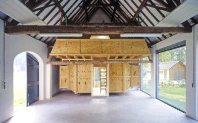 KAPKAR / TAW-BW-5860 | Studio Dwelling
