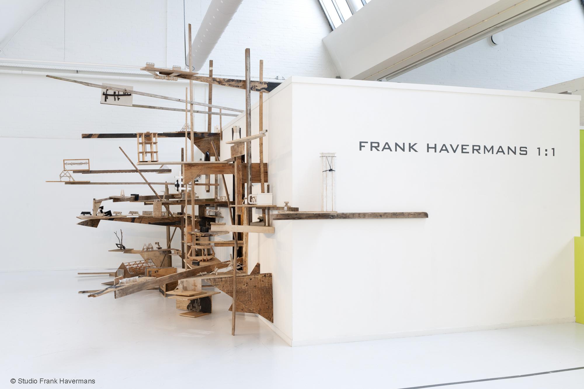 Frank Havermans 1 : 1 | Solo Exhibition