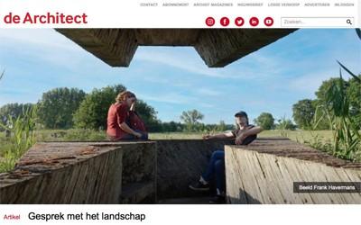De Architect web