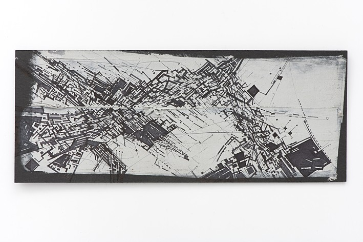 Frank Havermans drawing Chongqing 2018