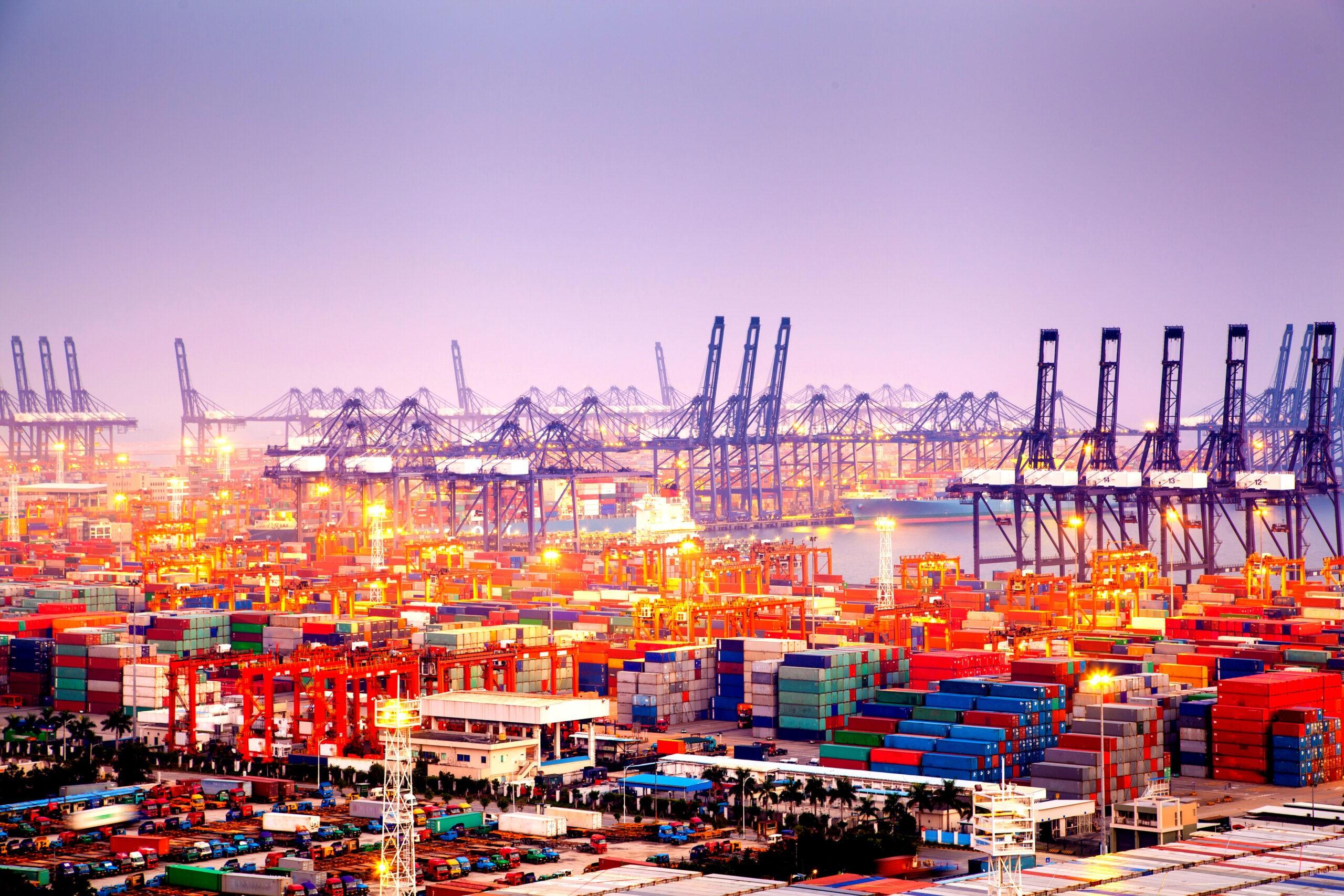 Port-of-Shenzhen-Port-of-Yantia