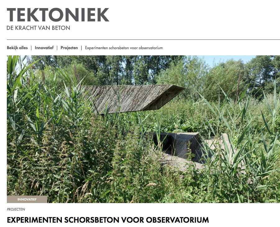 KAPKAR / DOW-N381 Bouwwereld, Gespot, Studio Frank Havermans